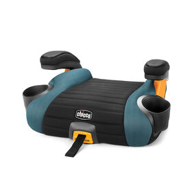GoFit Plus Backless Booster Car Seat in Stream