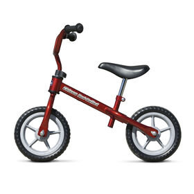 Red Bullet Balance Bike in