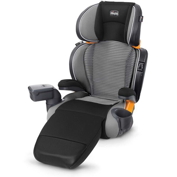 KidFit Zip Air Plus 2-in-1 Belt-Positioning Booster Car Seat - Q Collection in Q Collection