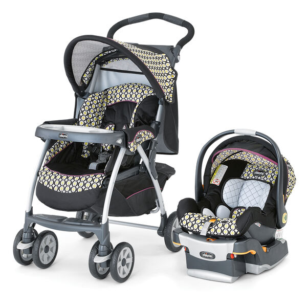 Cortina KeyFit 30 Travel System - Martini (discontinued) in Martini