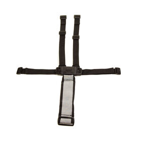Cortina Stroller 5pt Harness Strap - Black in