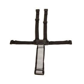 Cortina Stroller 5pt Harness Strap - Black in