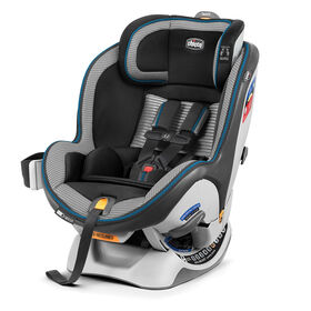 NextFit Zip Air Convertible Car Seat - 2018 in Azzurro