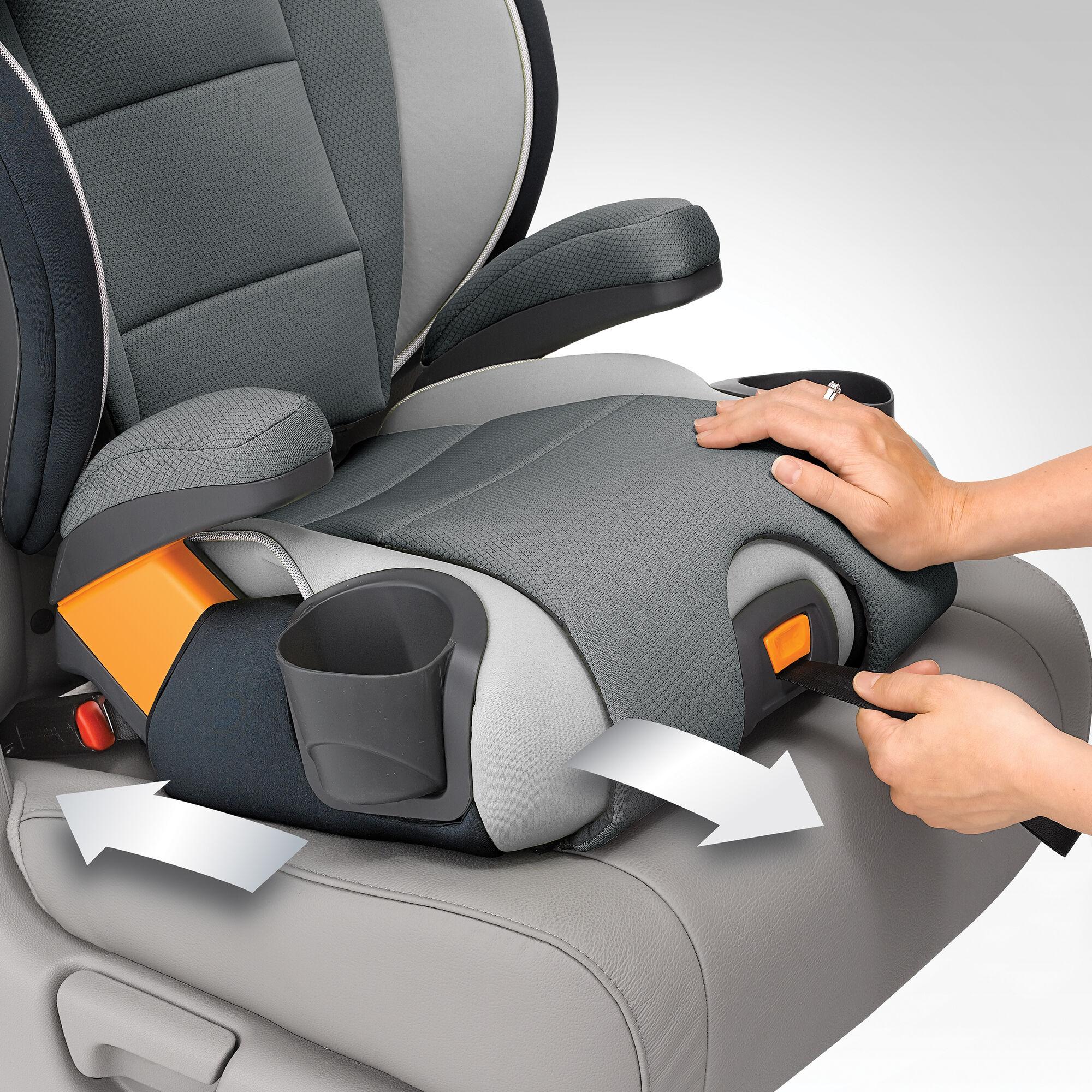 chicco kidfit zip 2 in 1 belt positioning booster seat gem. Black Bedroom Furniture Sets. Home Design Ideas