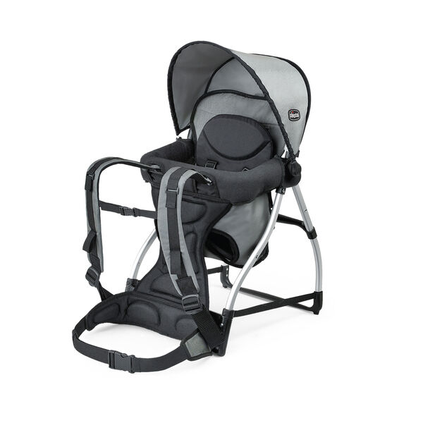 SmartSupport Backpack Carrier - Grey in Grey