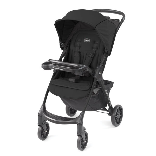 Chicco Mini Bravo Plus Stroller - Storm Fashion