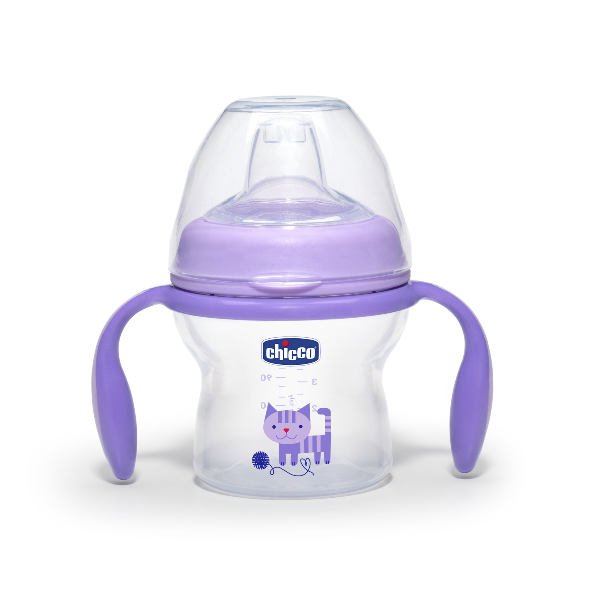 Chicco 5oz Transition Cup 6m Kitten