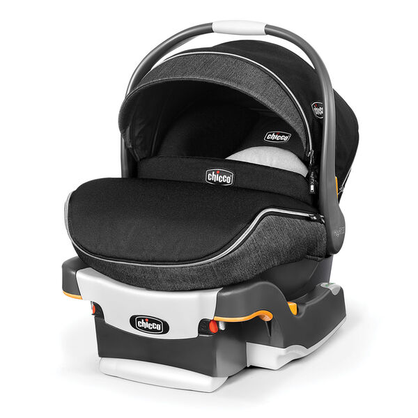 Chicco KeyFit 30 Zip infant car seat in the Minerale fashion