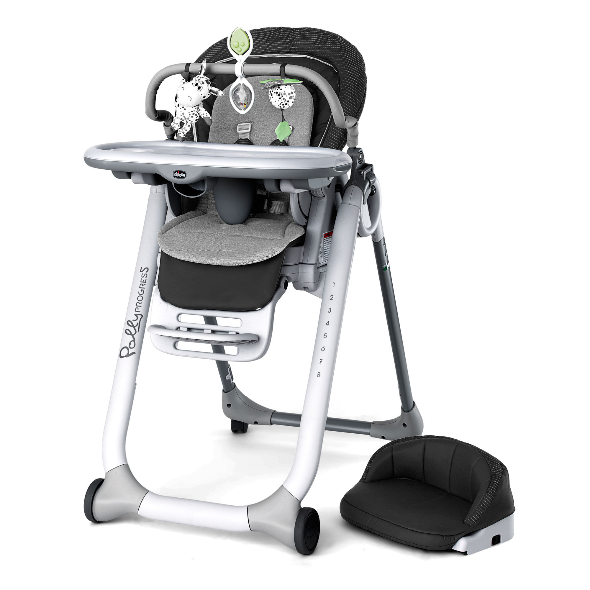 Chicco Polly Progress Relax Highchair Genesis