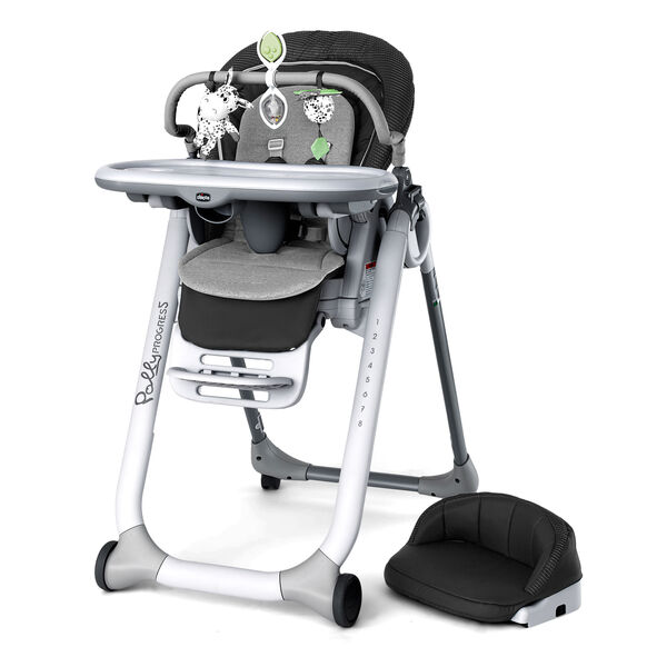 Polly Progress Relax 5-in-1 Highchair in
