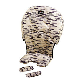 Stack Highchair Seat Cover & Shoulder Pads in