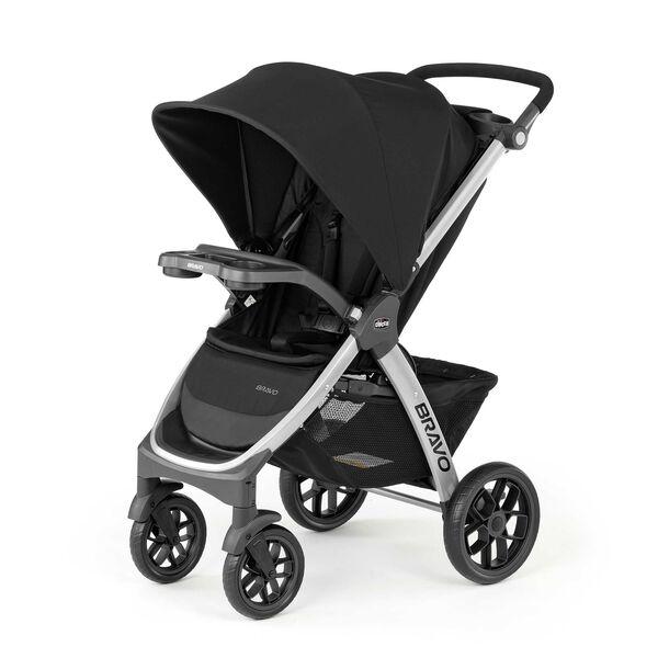 Chicco Bravo Stroller in Black