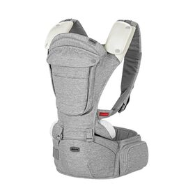 Chicco SideKick Plus 3-in-1 Hip Seat Carrier in Titanium
