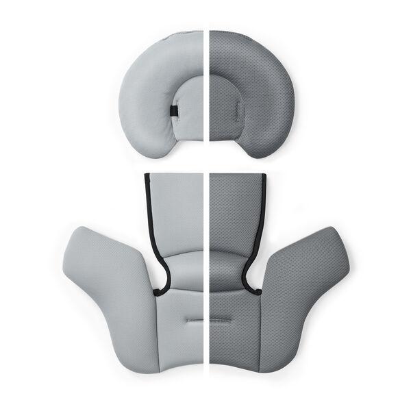KeyFit 30 Zip Infant Car Seat - Newborn Positioner in