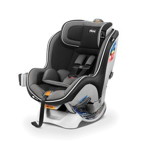NextFit Zip Convertible Car Seat - 2018 in Carbon