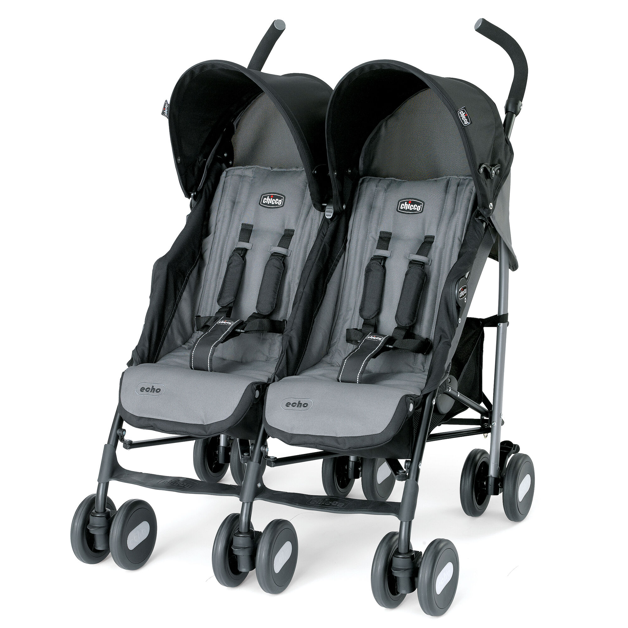 Echo Twin Stroller LEARN MORE