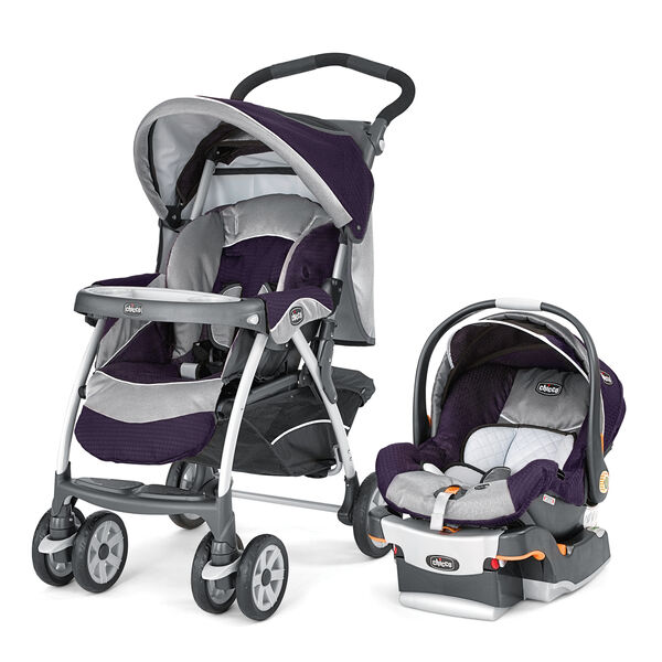 Cortina Keyfit 30 Travel System - Gemini in Gemini