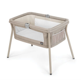 Chicco New LullaGo Bassinet in the Sand fashion