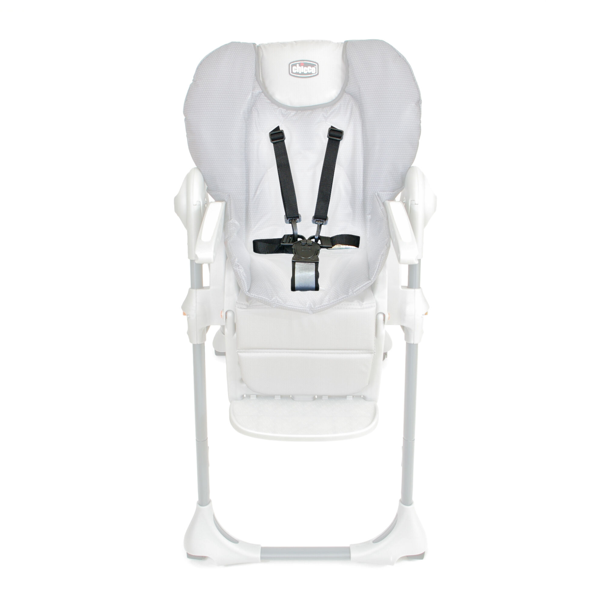 chicco polly high chair strap instructions