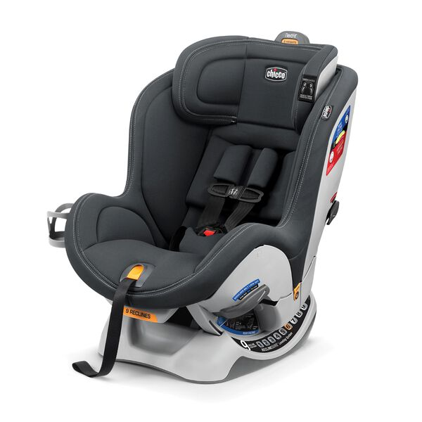 NextFit Sport Convertible Car Seat - Graphite in Graphite