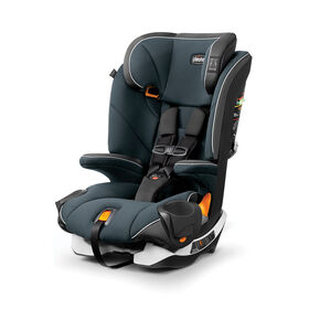 MyFit Harness + Booster Car Seat in Indigo