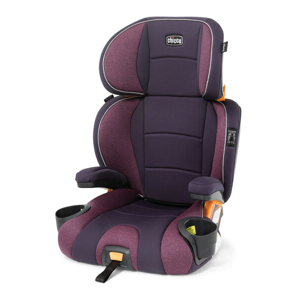 KidFit 2-in-1 Belt Positioning Booster Car Seat - Aurora in Aurora