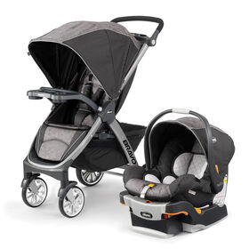 Bravo Trio Travel System in Meridian