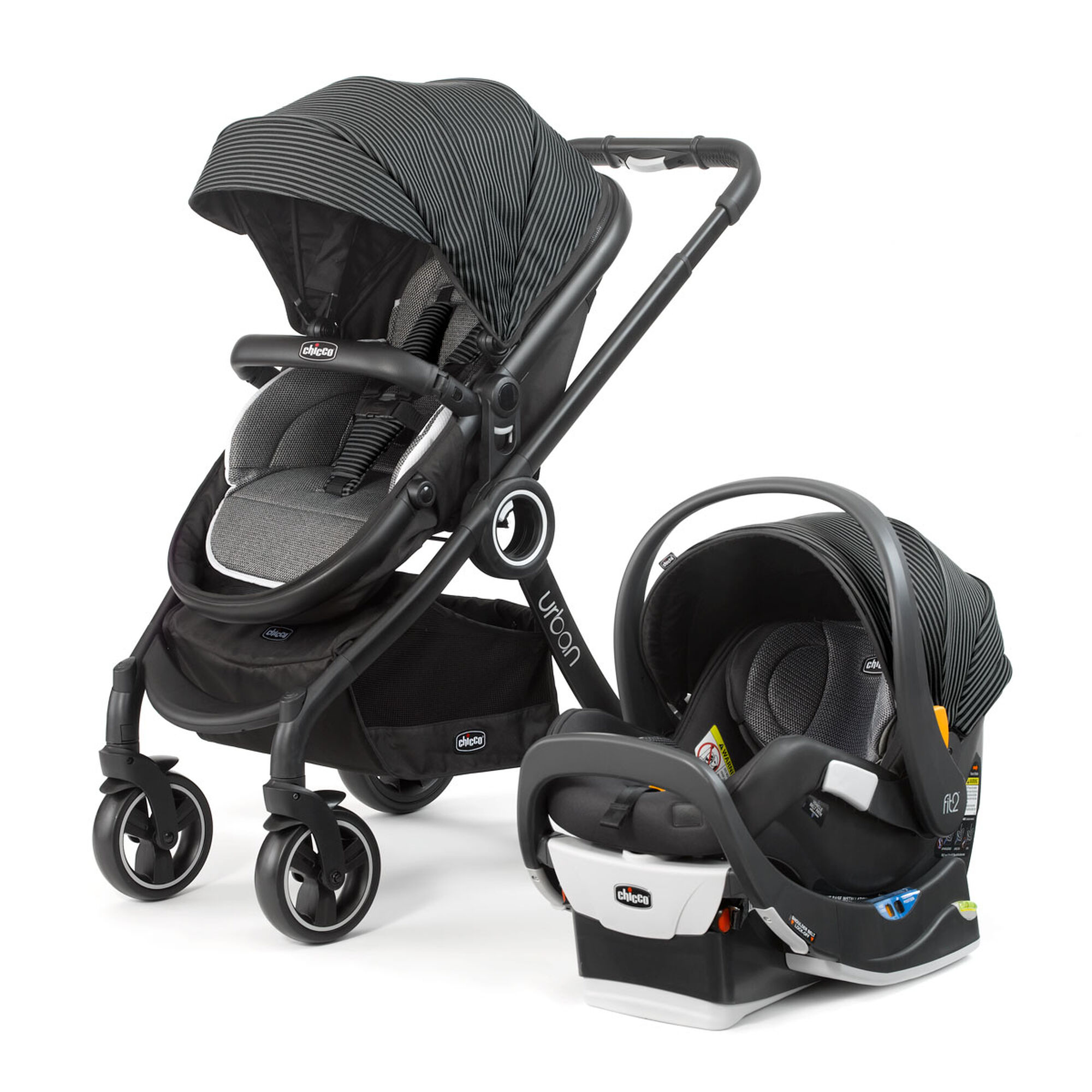 Urban Amp Fit2 Le Verso Urban Stroller Chicco
