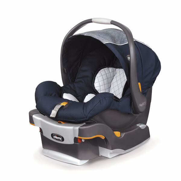 Chicco KeyFit 30 Infant Car Seat in the Oxford fashion