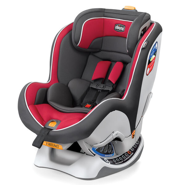 NextFit Convertible Car Seat - Passion in Passion