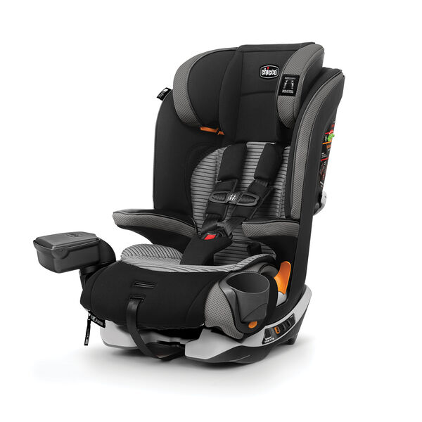 MyFit Zip Air Harness + Booster Car Seat - Q Collection in Q Collection