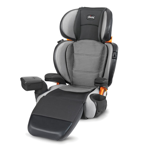 KidFit Zip Air 2-in-1 Belt-Positioning Booster Car Seat in