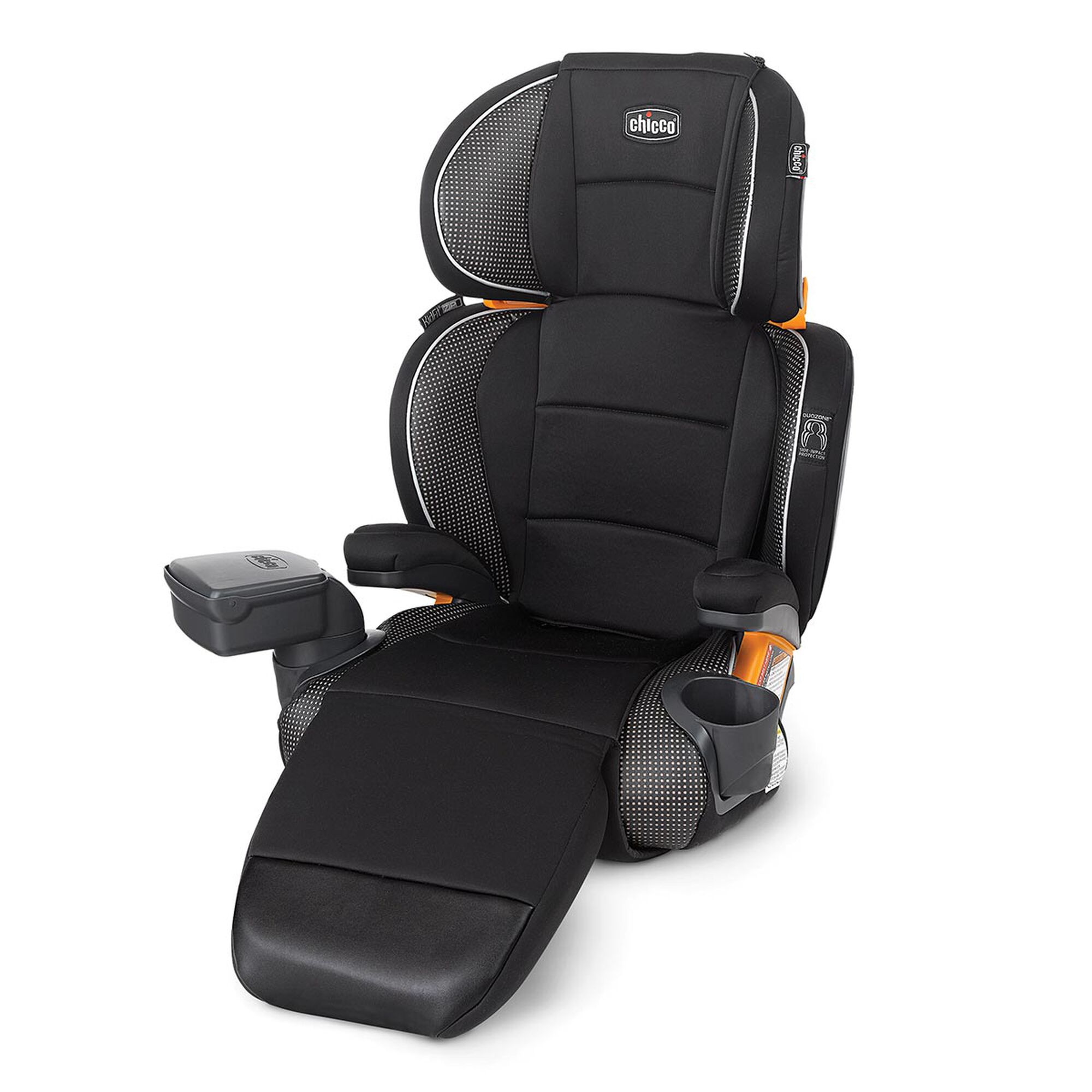 kidfit zip luxe 2 in 1 belt positioning booster car seat dolce chicco. Black Bedroom Furniture Sets. Home Design Ideas