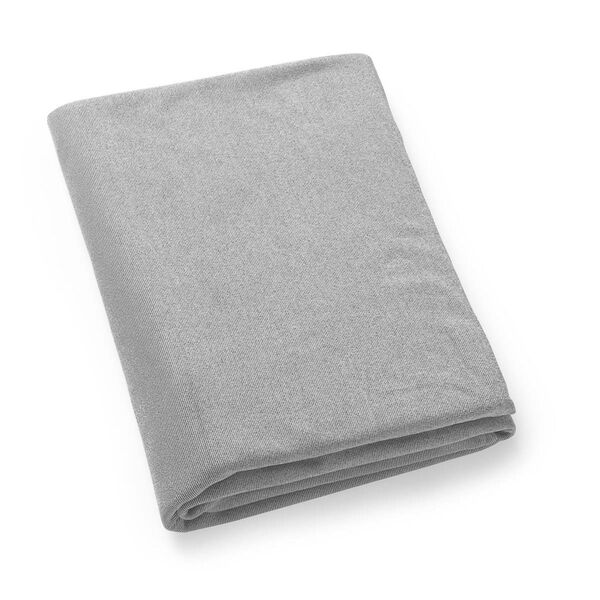New LullaGo Bassinet Premium Fitted Sheet - Grey in
