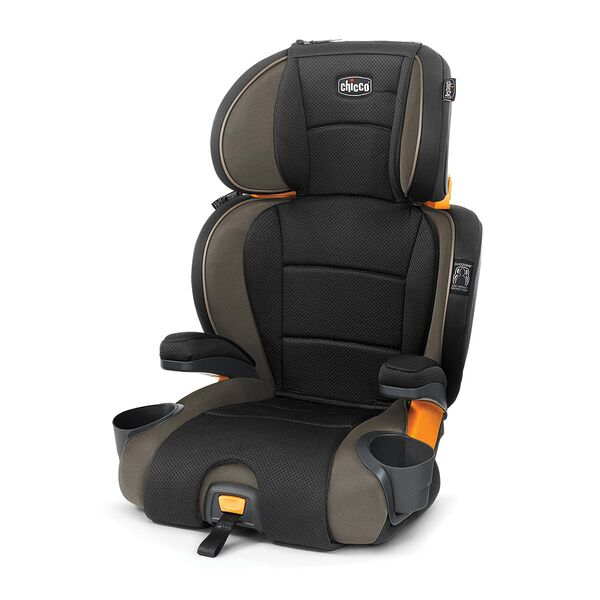KidFit Zip 2-in-1 Belt-Positioning Booster Car Seat - Eclipse in Eclipse