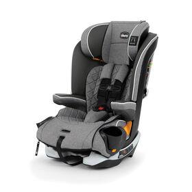 MyFit Zip Harness + Booster Car Seat in Granite