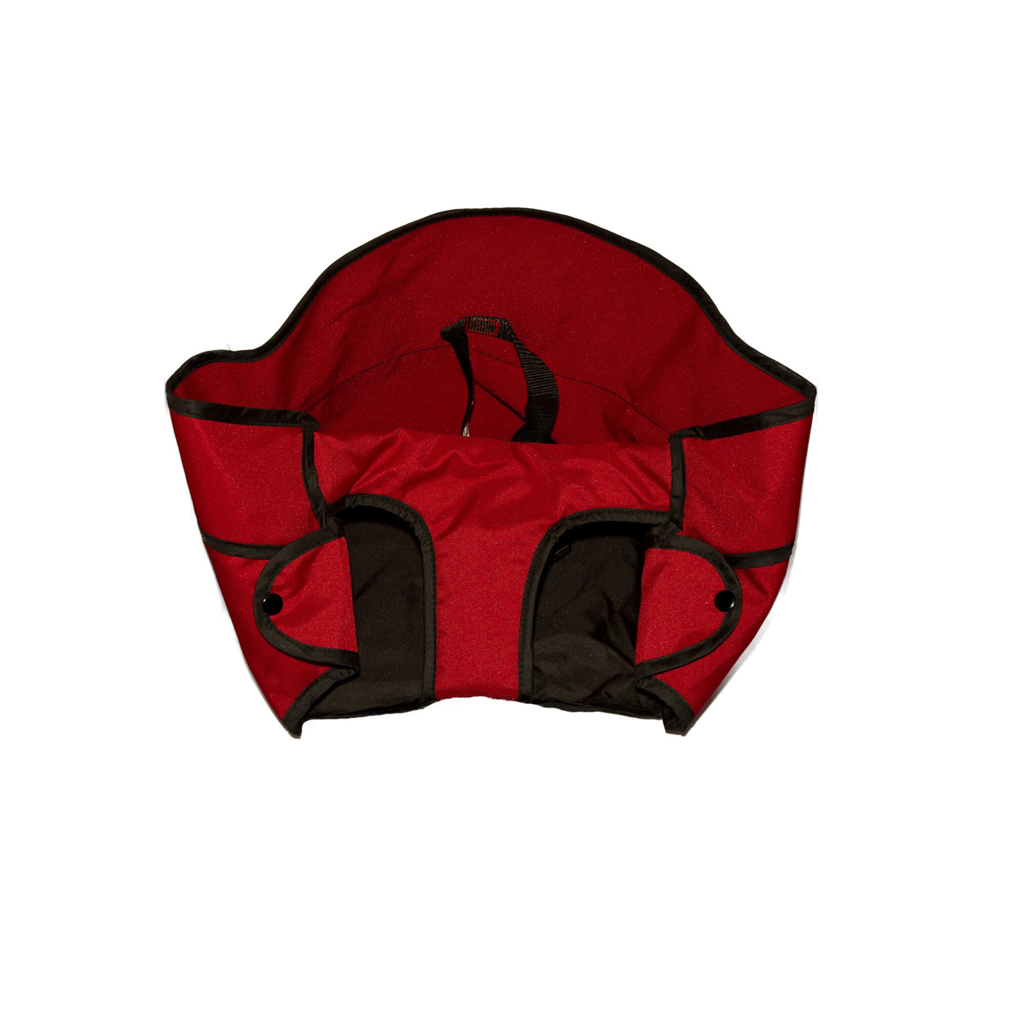 Caddy Hook On Seat Cover Amp Harness Red Chicco