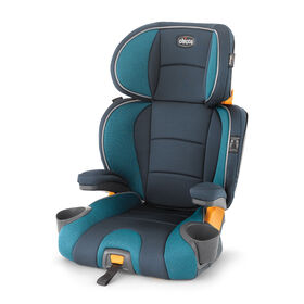KidFit 2-in-1 Belt Positioning Booster Car Seat in Monaco