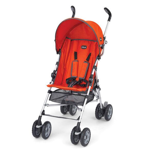 Chicco C6 Lightweight Stroller - Tangerine Fashion