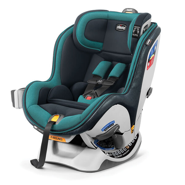 NextFit Zip Convertible Car Seat - Juniper in Juniper