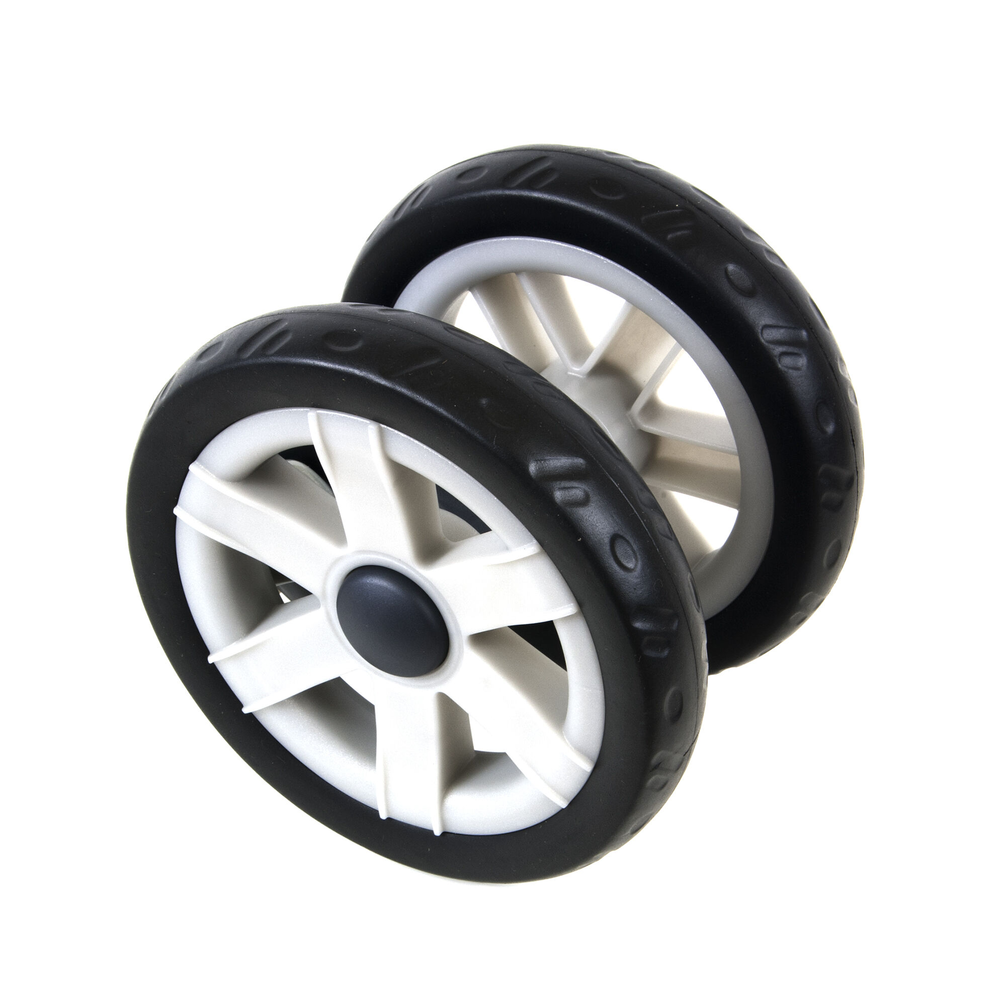 C6 Stroller Front Wheel Assembly