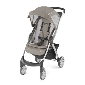 Chicco Mini Bravo Stroller - Stone Fashion
