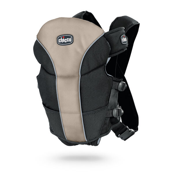 29c4a00bf6dc Chicco Ultrasoft Baby Carrier - Champagne