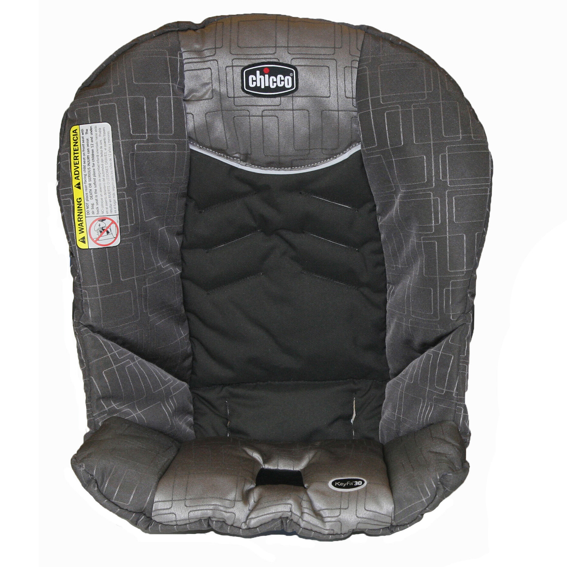 ... Replacement seat cover for the Chicco KeyFit 30 Infant Car Seat; Replacement canopy ...  sc 1 st  Chicco & Keyfit 30 Seat Cover Canopy and Pads