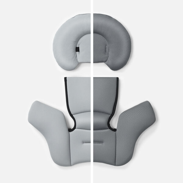 KeyFit 30 Zip Infant Car Seat - Newborn Positioner in