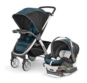Bravo Trio Travel System in Lake