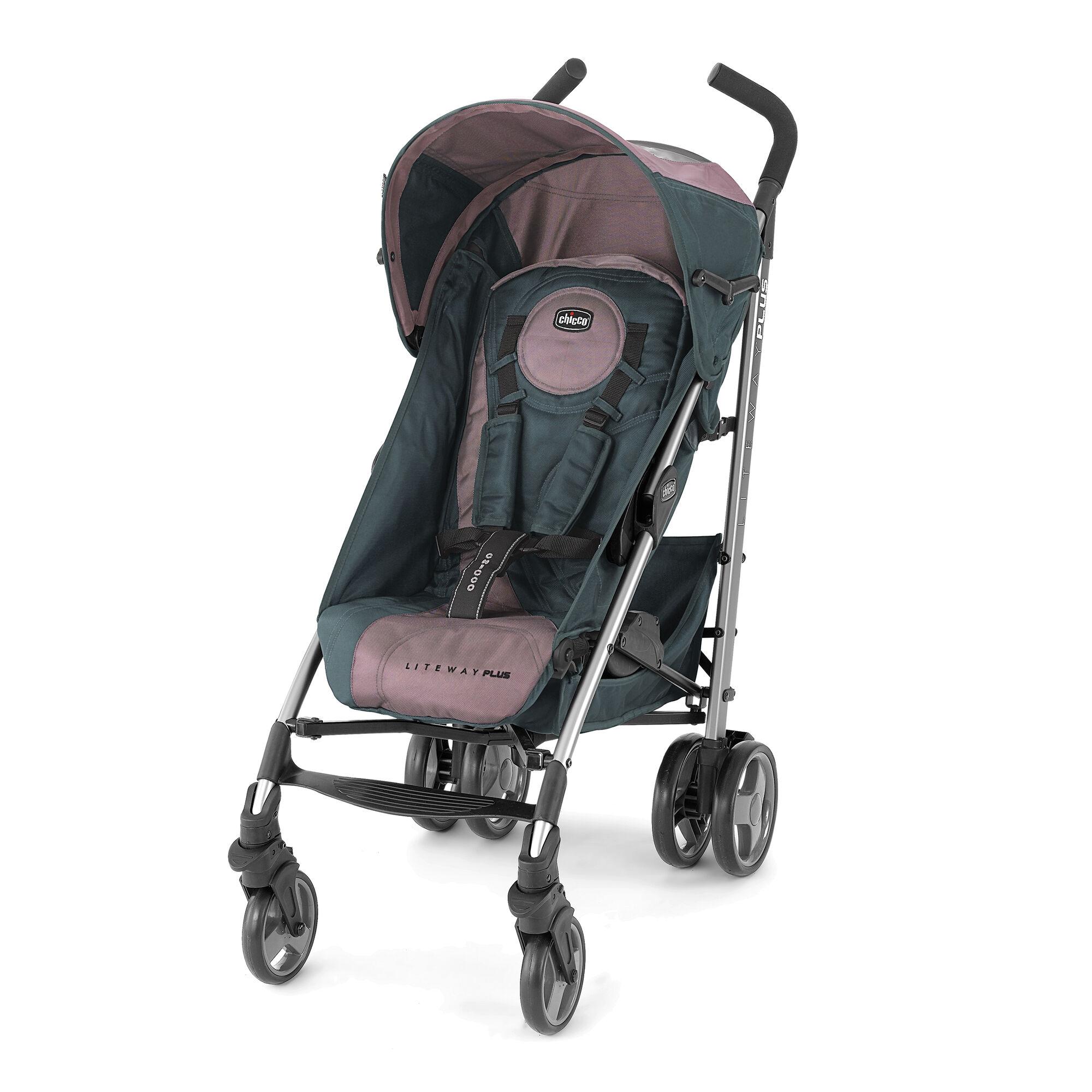 Chicco Liteway Plus 2-in-1 Stroller - Lyra