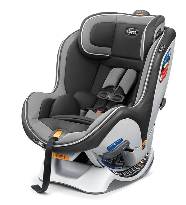 NextFit iX Zip Convertible Car Seat - Spectrum in Spectrum