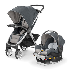 Bravo Trio Travel System in Nottingham