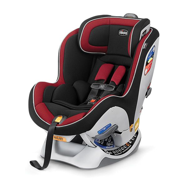 Chicco NextFit iX Convertible Car Seat - Firecracker fashion